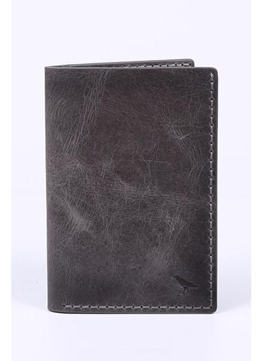 Krähe Pasaportluk Gri